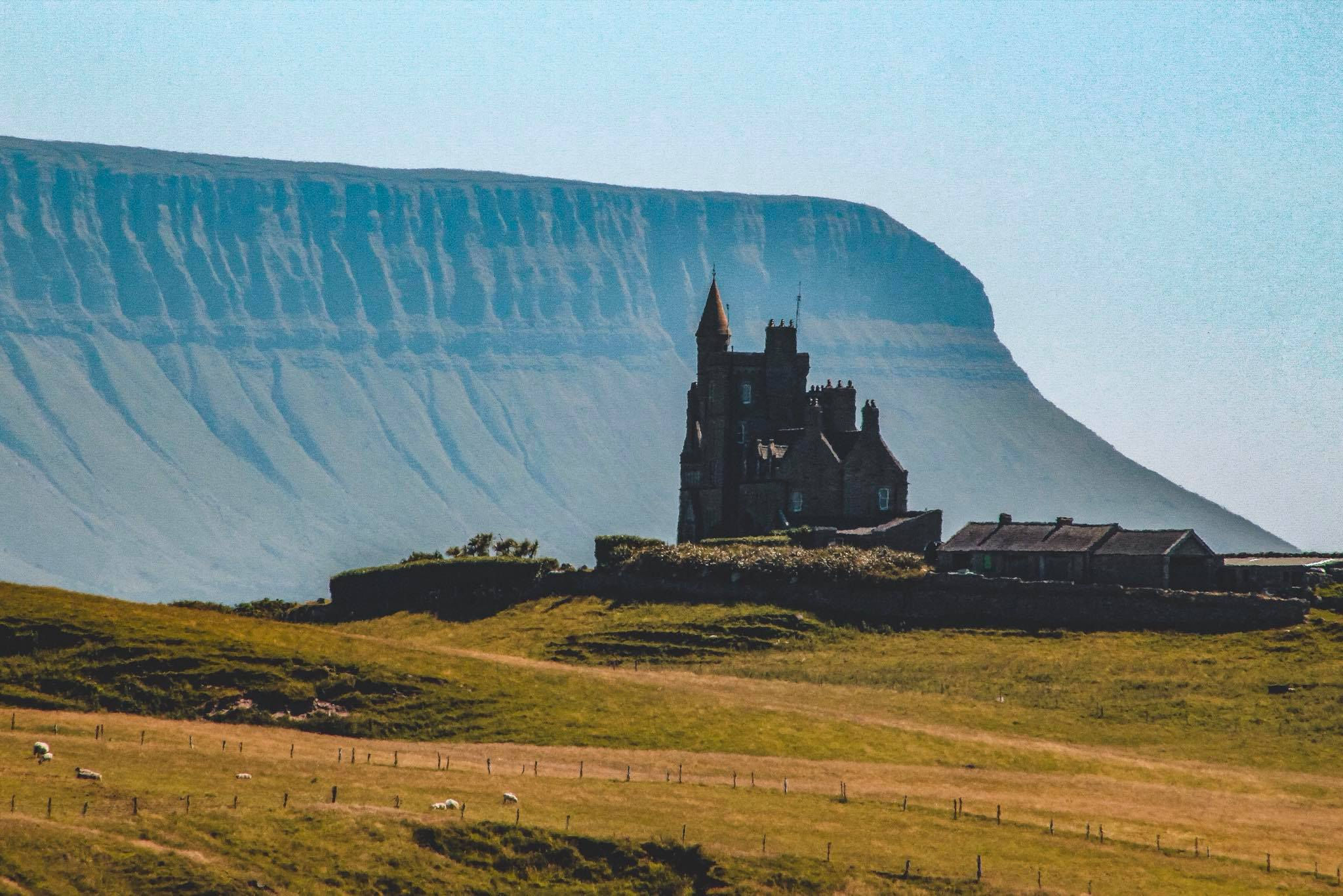 Corey Whyte – Mullaghmore – Classiebawn Castle – Wild Atlantic Way – Benbulben