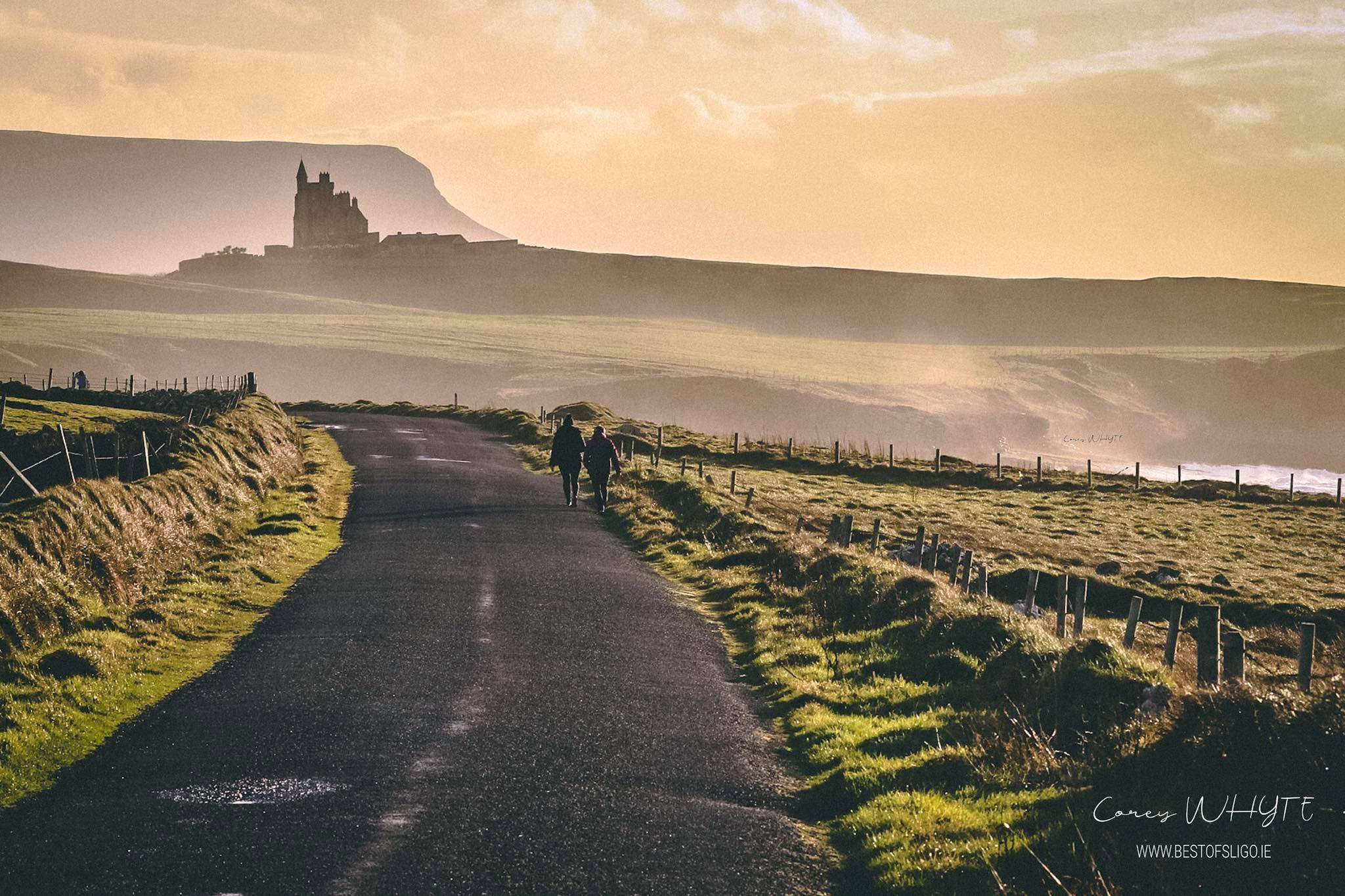 Corey Whyte – Mullaghmore – Classiebawn Castle – Wild Atlantic Way